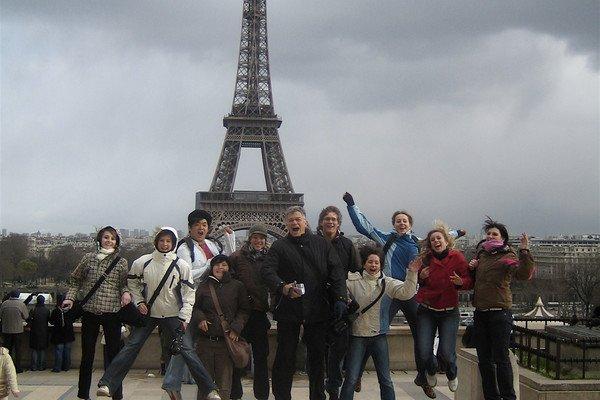 Kennenlernen französischunterricht